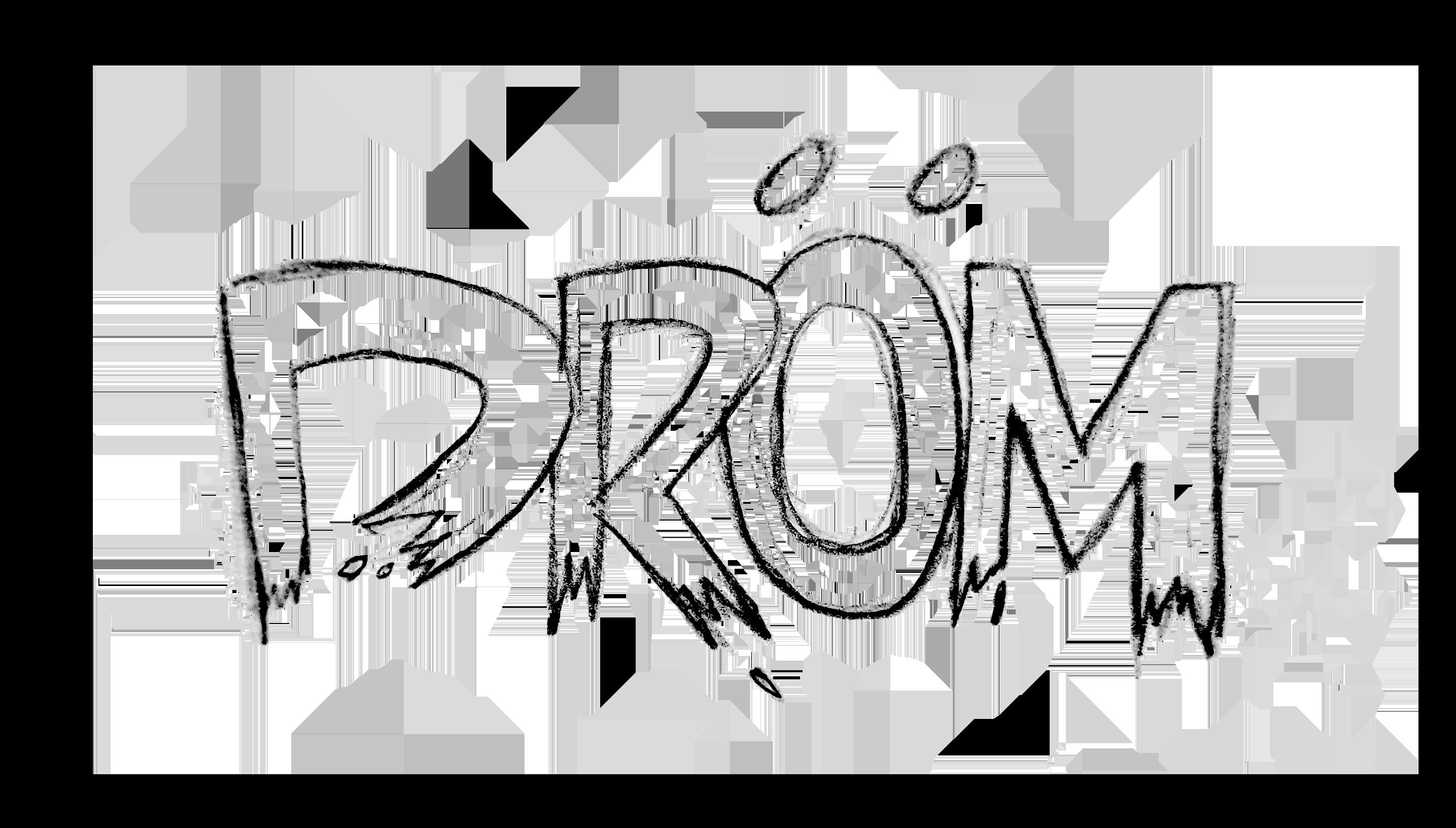 Drom Logo 1 Sketch