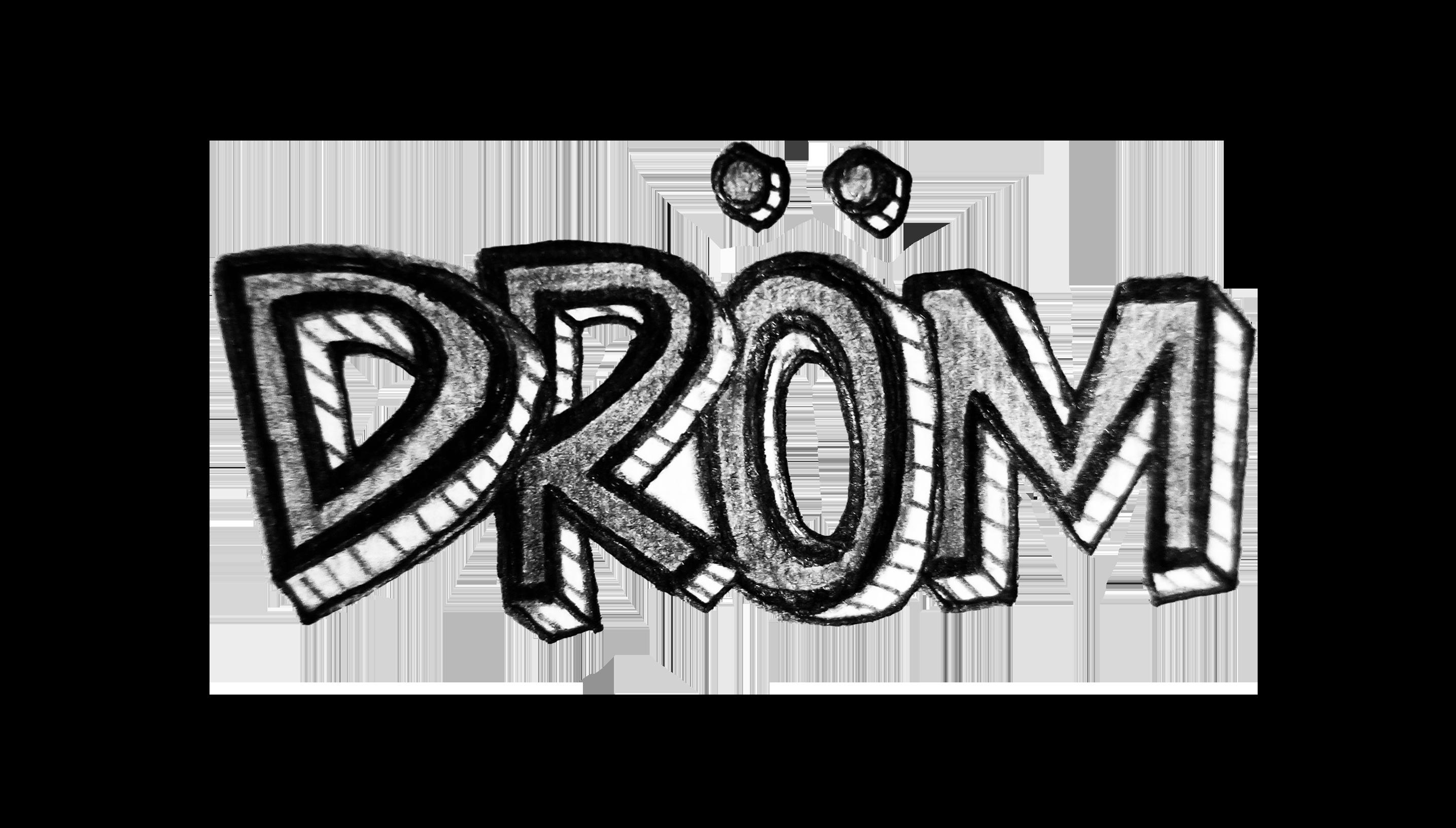 Drom Logo 2 Sketch